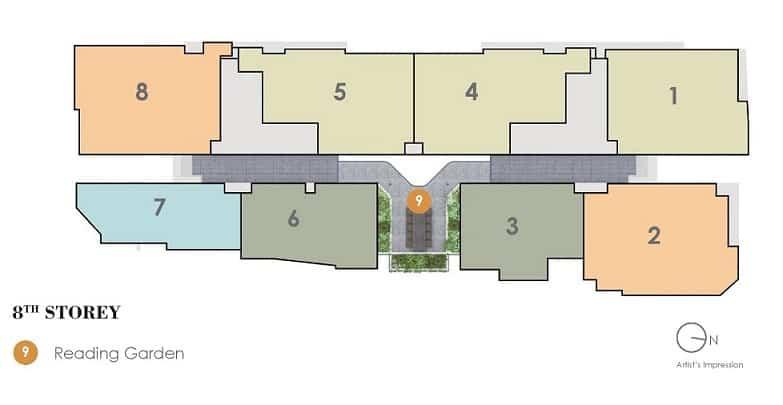 arena-residences-facilities-plan-level-8-singapore